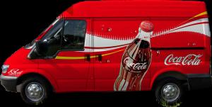 camioneta coca cola shadow
